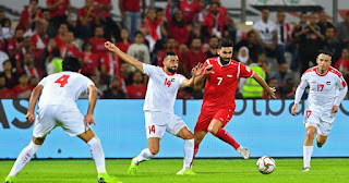 مشاهدة مباراة فلسطين ضد لبنان اليوم بث مباشر | بطولة غرب اسيا 5-8-2019| Lebanon x Palestine