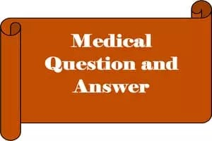 medical question and answer