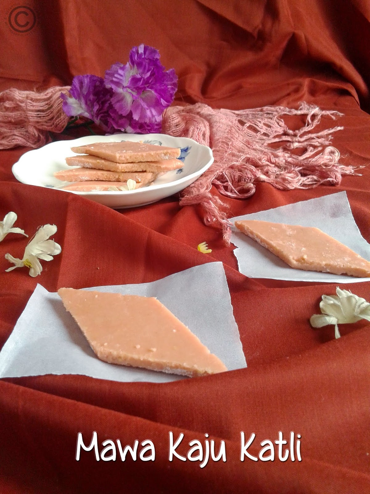 how-to-make-kaju-katli-at-home