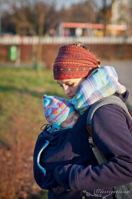 chustonoszenie, dziecko w chuście, rodzicielstwo bliskości