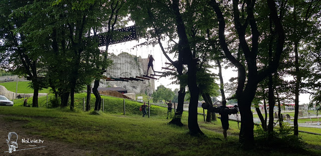 Park zabaw Podzamcze
