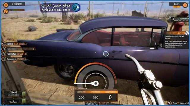 تحميل لعبة محاكي محطة البنزين للكمبيوتر من ميديا فاير برابط مباشر
