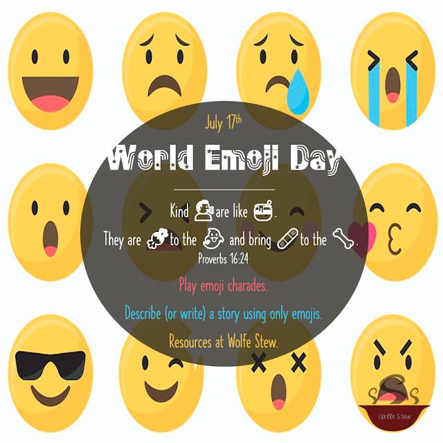 Emoji game, description and problem solving activities.