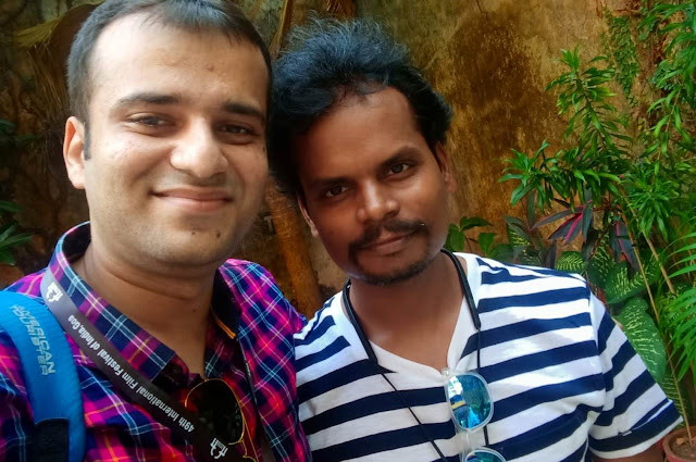 A rendezvous with Bollywood actor Nalneesh Neel in Goa