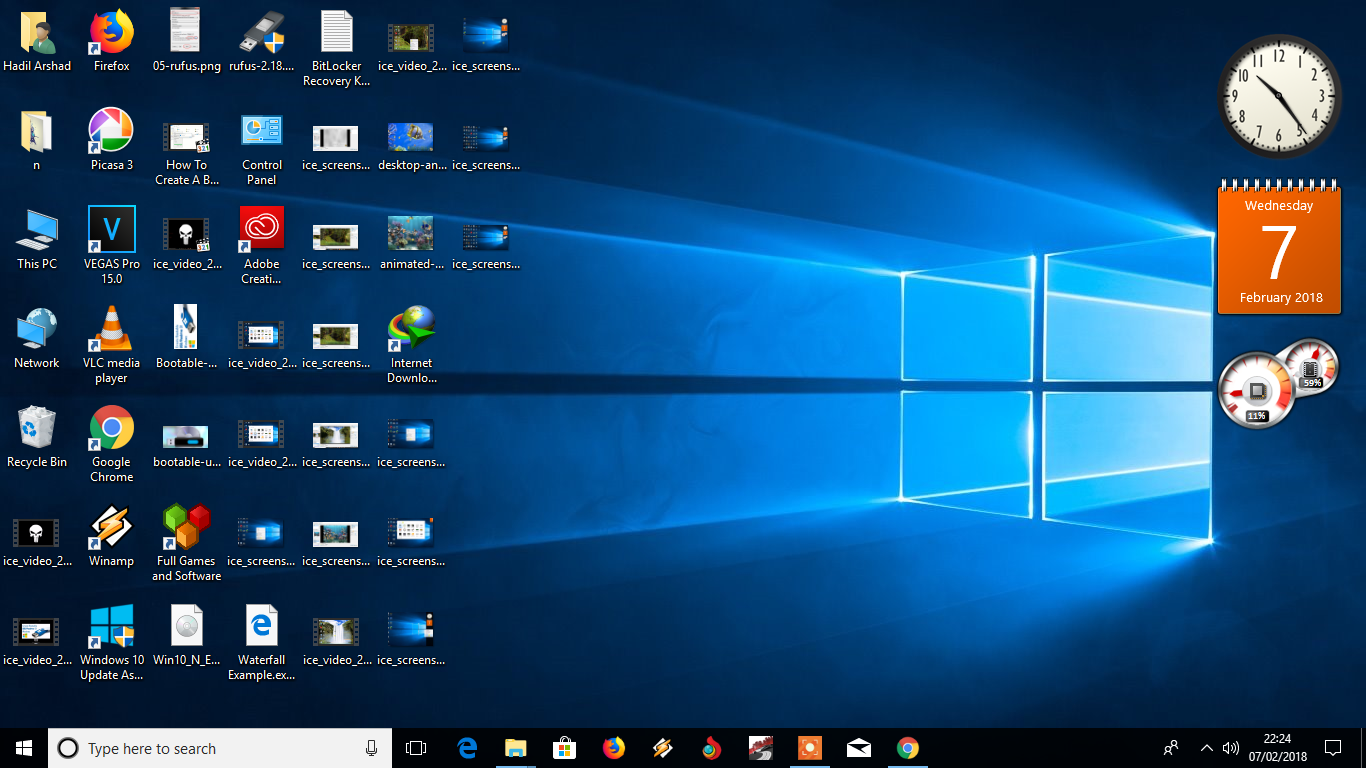 Use Gadgets In Windows 10 8 8 1