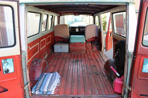 1966 Dodge A100 Van For Sale 1966 Dodge A100 Panel Van For
