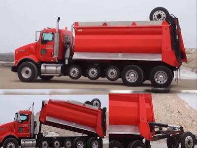 Amazing  Future Cargo Vehicle