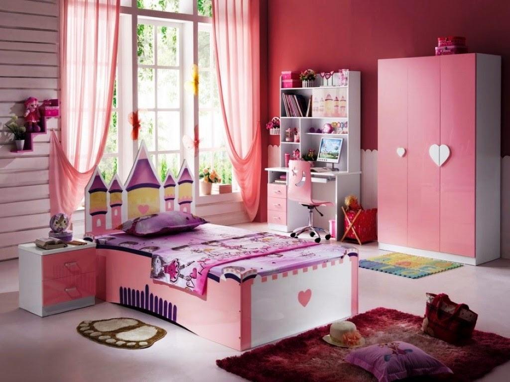 60 desain kamar tidur anak perempuan dan anak laki laki