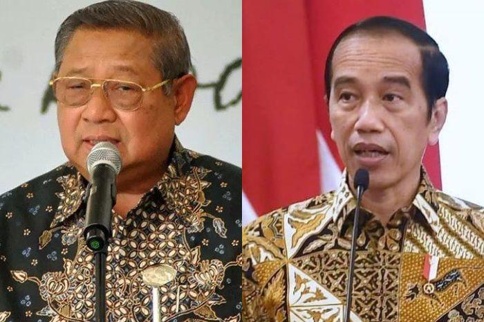 Ucapan SBY dan Jokowi Jadi Bahan Perbandingan Netizen, Tagar #TheKingofNgibul Trending Topic di Twitter