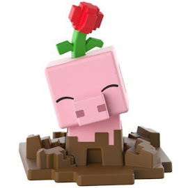 Minecraft Series 19 Pig Mini Figure