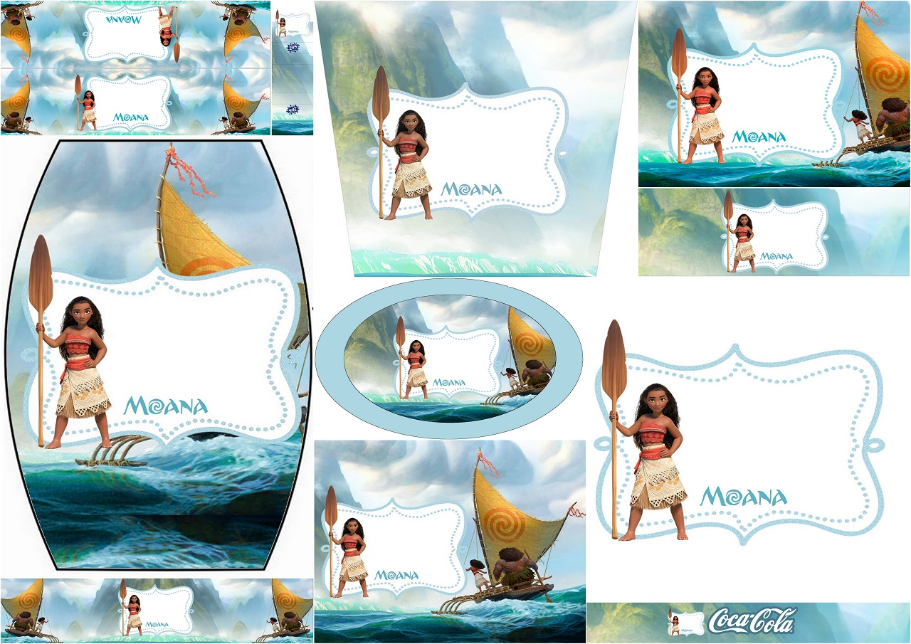 Moana Free Printable Candy Bar Labels  Oh My Fiesta In -2394
