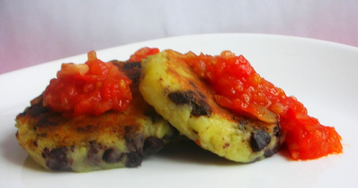 Spicy Potato Cakes Recipe