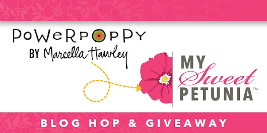 Power Poppy & Sweet Petunia HOP!