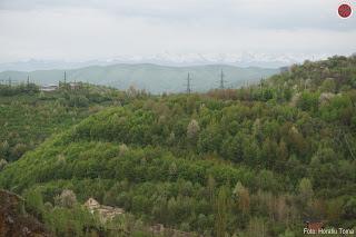 Iron Road - Tourist routes in Ținutul Pădurenilo