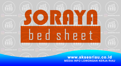 Soraya Bed Sheet Pekanbaru