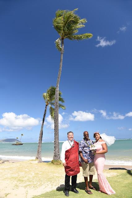 Honolulu Wedding Minister