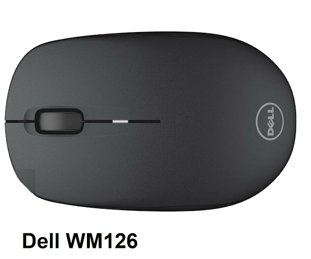 Dell WM126 wireless mouse - product overview