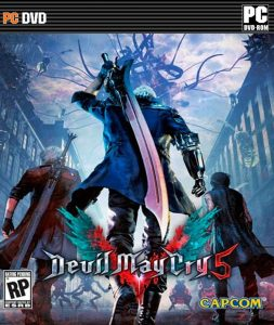 Devil May Cry 5 Torrent - PC (2019)