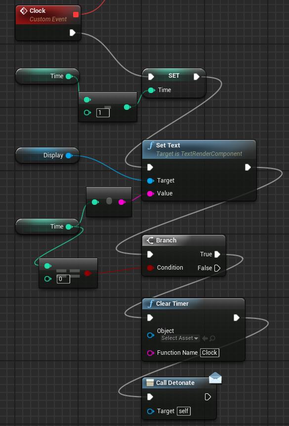 Romero Blueprints: Using Event Dispatcher in Blueprints