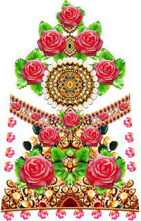 Rose-flower-art-design-for-textile-print