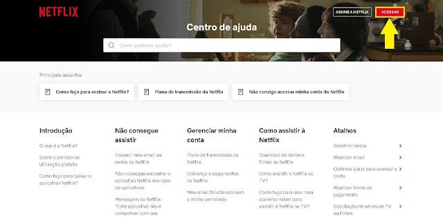 Centro de Ajuda