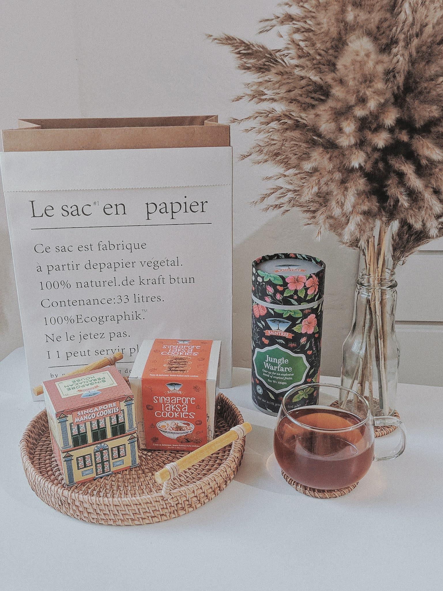 Raintree Syurga Pencinta Teh dan Pakar Premium Food Gift