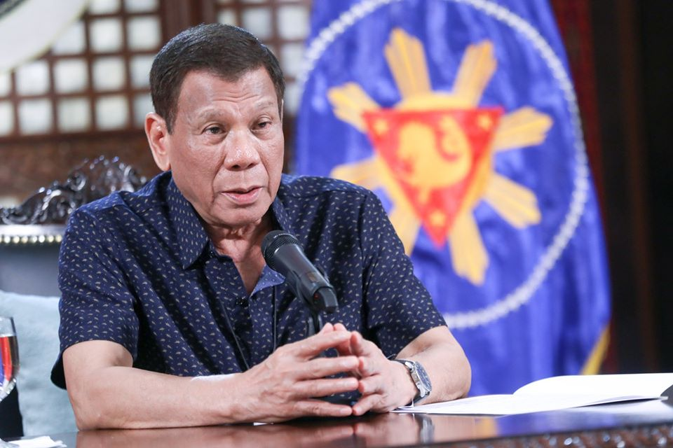 Duterte calls for unity as nation observes Holy Week