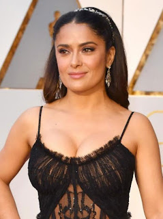Salma Hayek Eyed to Join Marvel's THE ETERNALS Movie