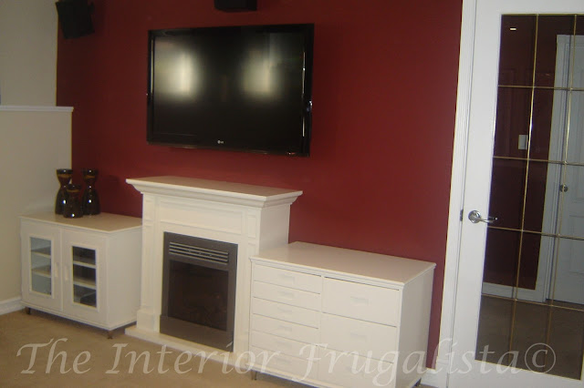 DIY Basement Home Theater