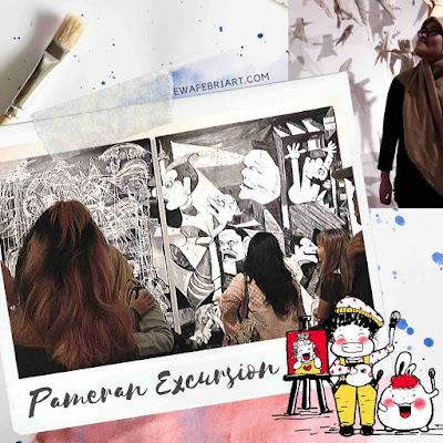 pameran lukisan excursion