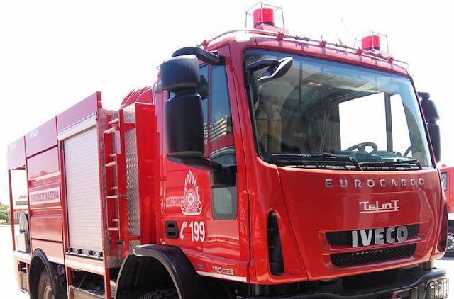 2.500.000 € για εξοπλισμό αντιμετώπισης δασικών πυρκαγιών στην Πελοπόννησο