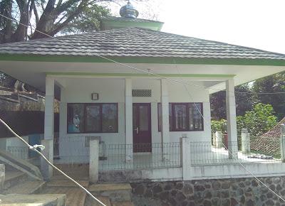 Mushola Makam Raden Yudanegara