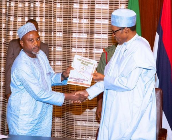 Asset declaration: I have no new houses, shares– Buhari