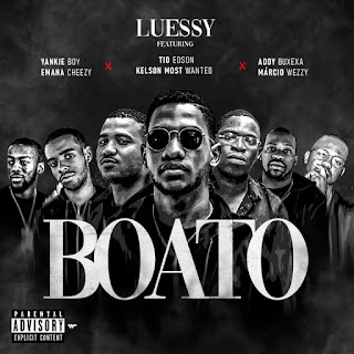 "L.F.S (Luessy) Boato feat. Trx Music & Márcio Weezzy ""2020"""