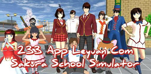233 app leyuan com sakura school simulator