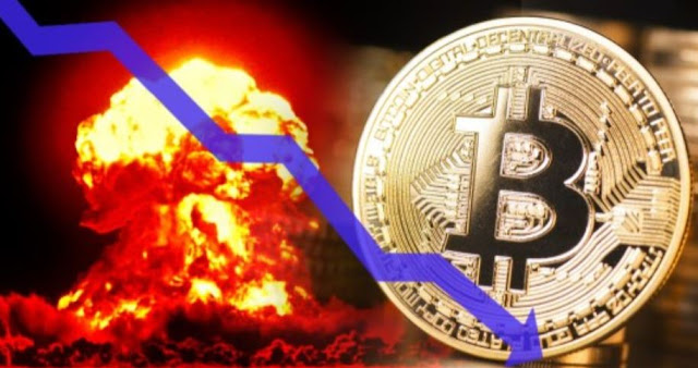 why cryptocurrencies are dropping value bitcoin decline crypto crash