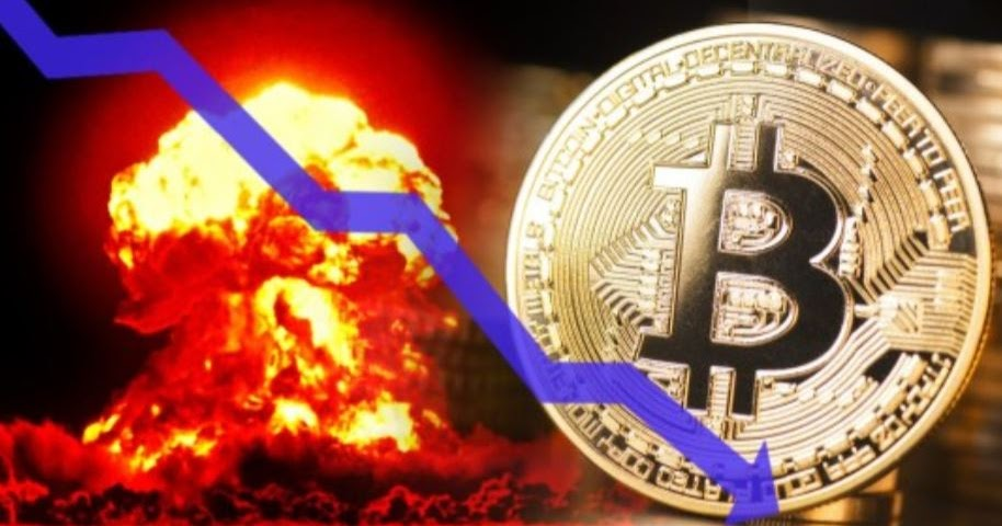 why are the cryptocurrencies dropping today