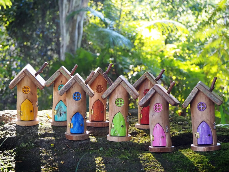 small havens handcrafted fairy houses