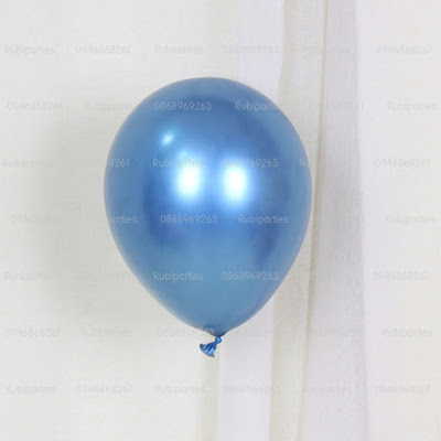 bong kim loai mau xanh bien