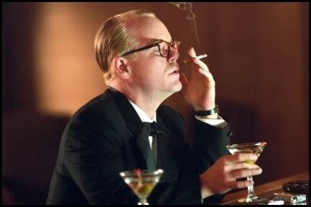 Philip Seymour Hoffman en Capote (2005)