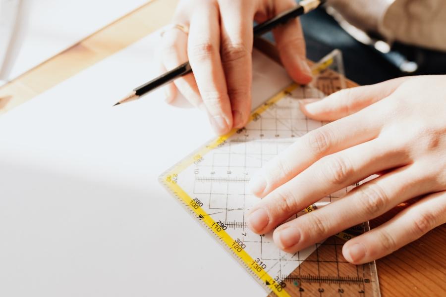 Come riportare su carta il rilievo della casa