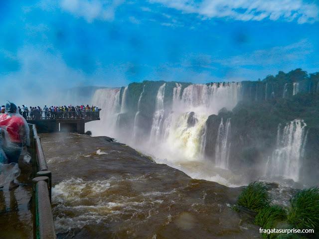 Cataratas do Iguaçu, Foz do Iguaçu, Brasil