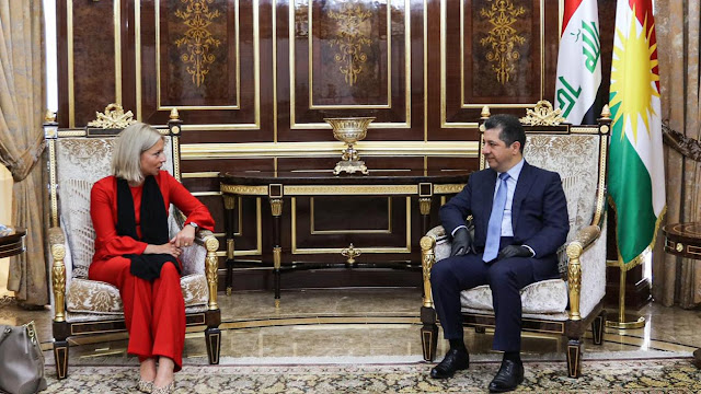 مەسرور بارزانی: نابێت بهغداد شایستە داراییەکانی هەرێم وەک کارتێکی سیاسی و سزادان بەکاربهێنێت
