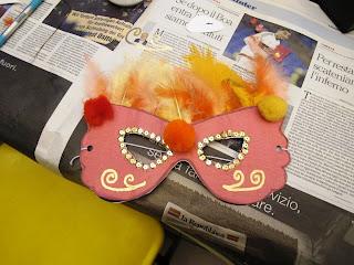 Laboratorio di Carnevale: Fatine e Indiani