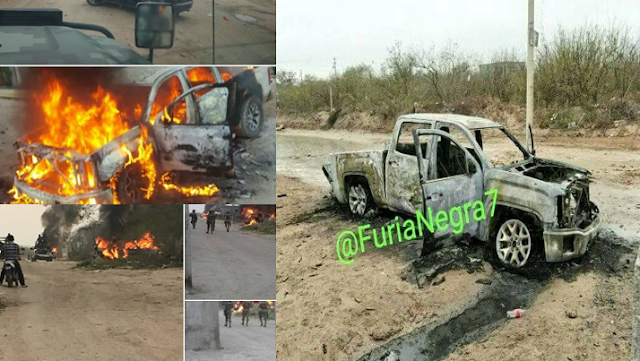 Fotografías; Así son los enfrentamientos en Reynosa entre CDG vs CDG y Fuerzas Federales