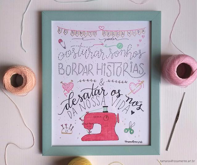quadro-lettering-decoracao-atelie-costura-tamaravilhosamente