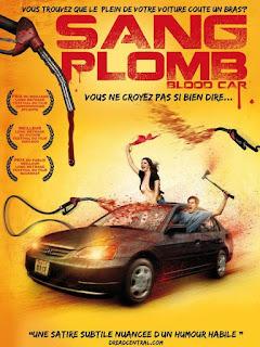 SANG PLOMB (BLOOD CAR), affiche, jaquette, poster