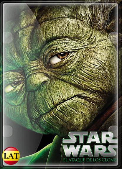 Star Wars: Episodio II – El Ataque de los Clones (2002) DVDRIP LATINO