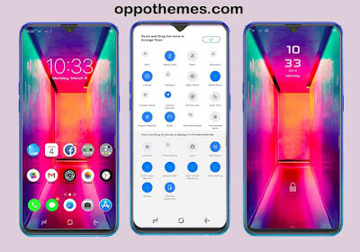 IOS 13 Theme For Oppo & Realme Smartphone