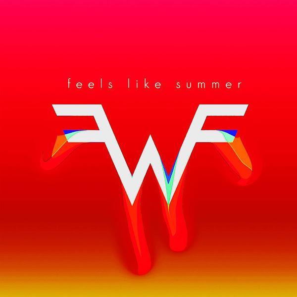 Weezer - Feels Like Summer - Single Cover